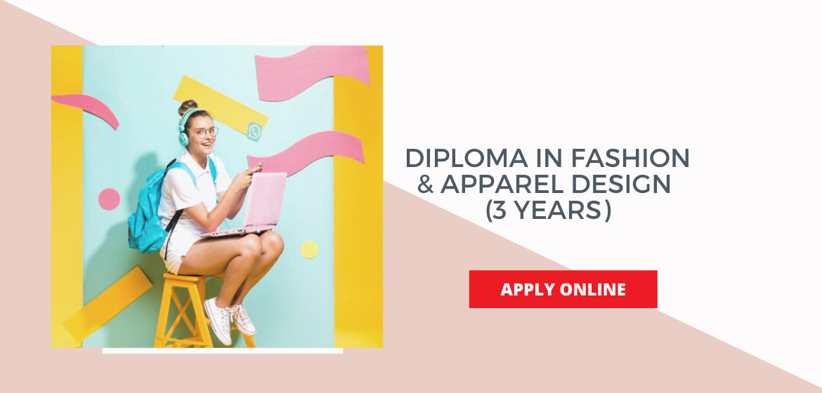 Diploma In Fashion Apparel Design 3 Years Ces Institute Of Fashion Technology