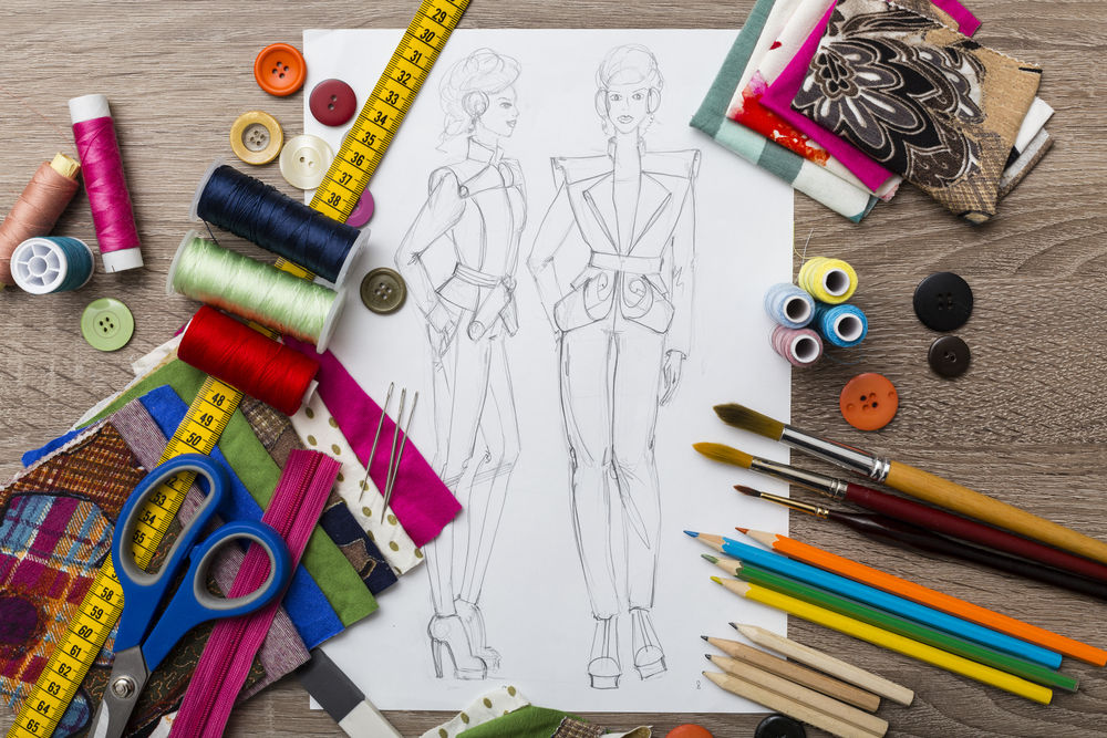 The Design Process In Fashion Product Development Ces Institute Of Fashion Technology